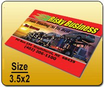 Business Card - 3.5x2
